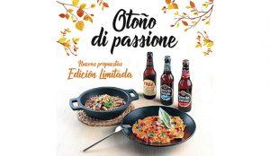 La Mafia se sienta a la mesa y Estrella Galicia lanzan por segundo año sus platos edición limitada OTOÑO 2018