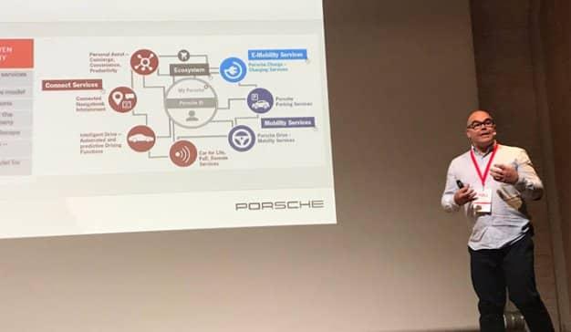 El papel de los datos en la experiencia de marca de Porsche