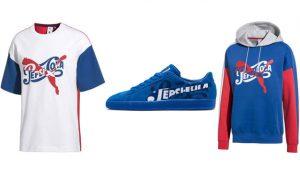 Puma brinda por los 50 años de sus icónicas zapatillas Suede (y lo hace con Pepsi en la copa)