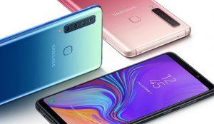 ¿Son necesarias cinco cámaras en un móvil? Eche un vistazo al Samsung Galaxy A9