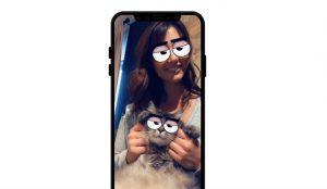 Snapchat ya tiene filtros que funcionan con gatos