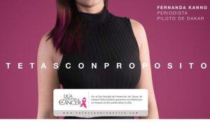 La lucha contra el cáncer de mama trae de vuelta los pechos a la publicidad