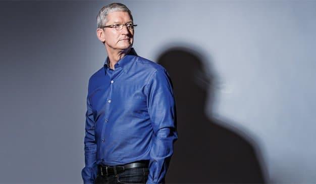 Tim Cook, CEO de Apple, canta encendidas alabanzas al nuevo RGPD
