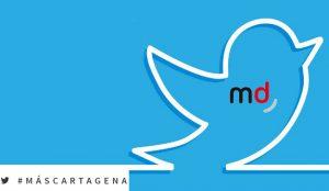MarketingDirecto.com, medio líder en +Cartagena con más de 7,6 millones de impactos en Twitter