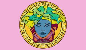 Por qué el mítico logo de Versace funciona pese a ser un atentado contra el diseño