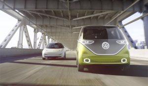 Volkswagen se sube a la nube de Microsoft, con quien sella una alianza estratégica