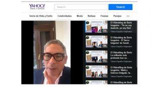 Yahoo refuerza su línea editorial con Boris Izaguirre, Josep Pedrerol y Carme Chaparro, entre otros