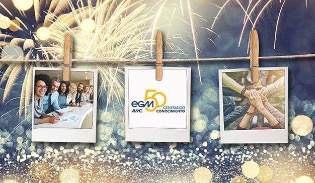EGM: Feliz 50º cumpleaños