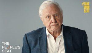 WPP y David Attenborough hacen un llamamiento global para luchar contra el cambio climático en #TakeYourSeat