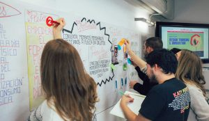 Una Jam Session que potencia su creatividad para crear una ciudad mejor