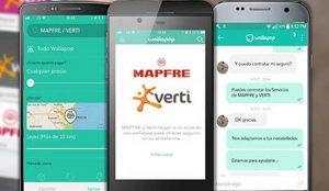Mapfre venderá sus seguros en Wallapop