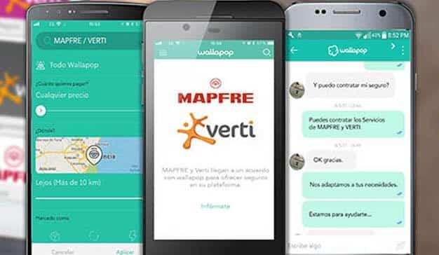 Mapfre Wallapop