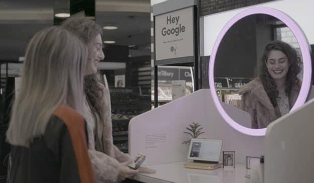 Sephora Google