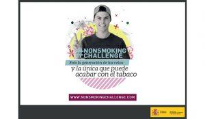 EQUMEDIA conciencia contra el Tabaquismo en jóvenes