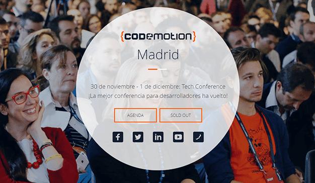 Packlink estará presente en Codemotion Tech Conference 2018