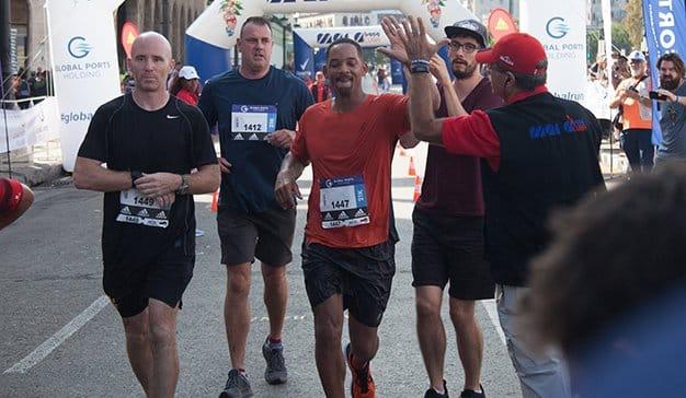 Correrá Will Smith maratón mañana en la Habana