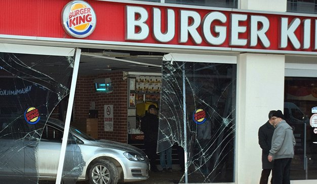 accidente burger