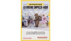 El humor inspira el posicionamiento  de Supermercados Ahorramas