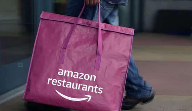 Amazon cierra Restaurants, su servicio de comida a domicilio, tras 2 años operando en Londres