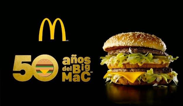 México se une al cumpleaños de la Big Mac