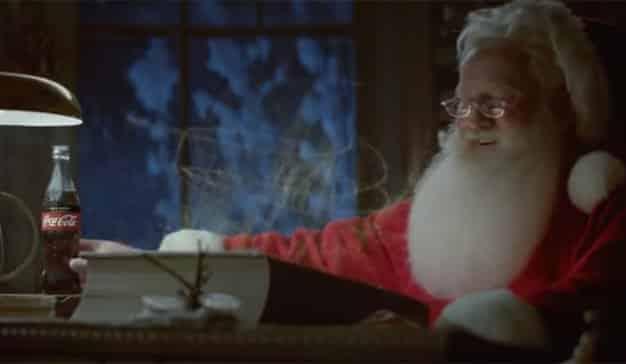 Coca-Cola cambia su estrategia de cara a su campaña de Navidad