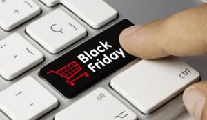 El Black Friday, el día favorito de los españoles para comprar online
