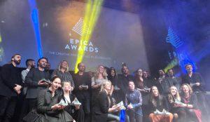 España consigue 9 premios en los Epica Awards 2018