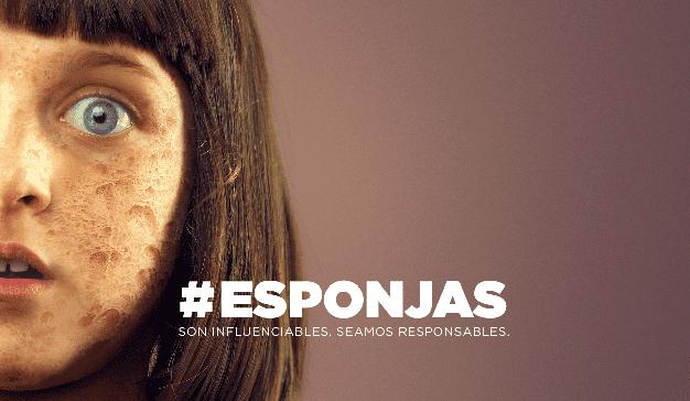 El Festival El Chupete alerta con #Esponjas del cuidado con el que se deben de transmitir los mensajes publicitarios