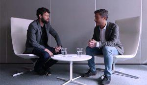 ADN Disruption by Dentsu Aegis Network: Nacho Torre (Ibercaja) y Paul Mato (Isobar España)