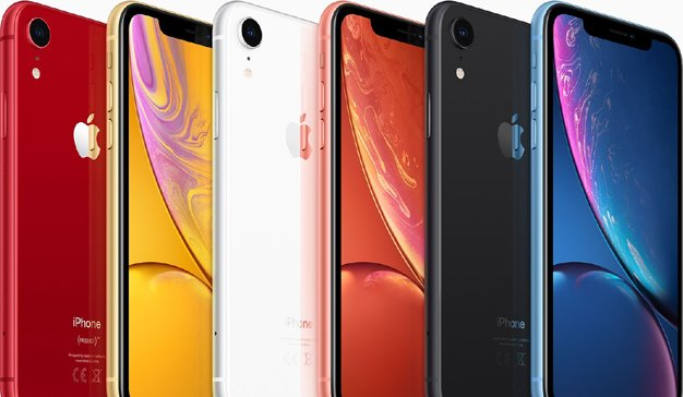 Reducen pedidos de producción de iPhones