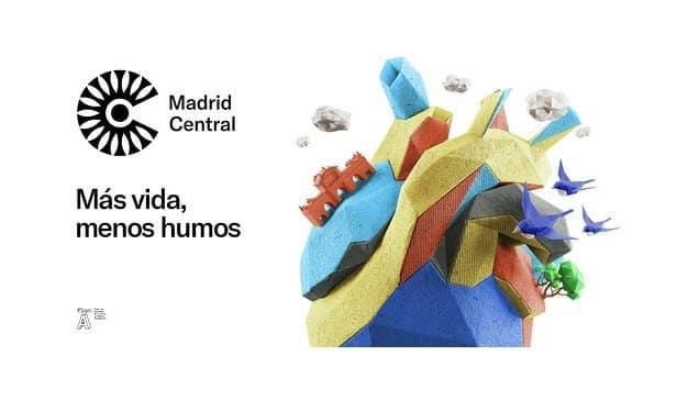 La Despensa firma la campaña de Madrid Central