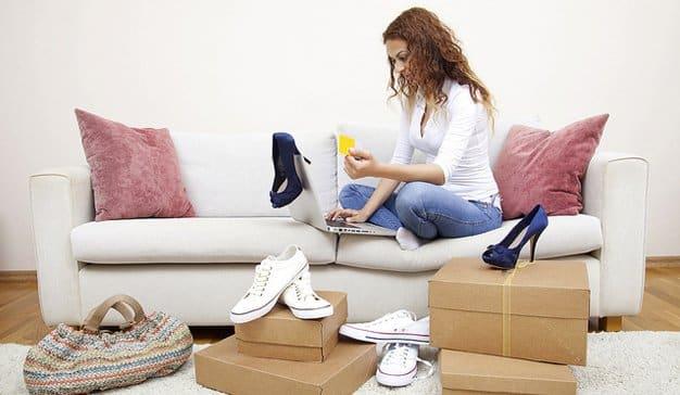 La moda va ganando terreno en la venta online