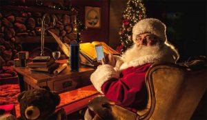 Papá Noel se va este año de