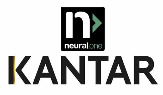 Kantar y Neural.ONE anuncian un acuerdo de integración de servicio