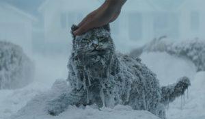 Una salvaje ventisca de nieve es lo mejor que puede pasarle a un