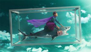 Cómo perder el miedo a nadar entre tiburones (o riesgos) en la publicidad
