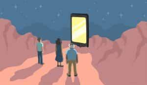 Antes sin comida que sin smartphone: la adicción al móvil se pasa de castaño oscuro