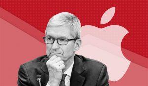 Tim Cook, CEO de Apple, profetiza que las regulaciones en la industria
