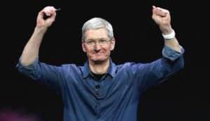 Apple reporta un beneficio récord tras ganar 59.530 millones de dólares en 2018