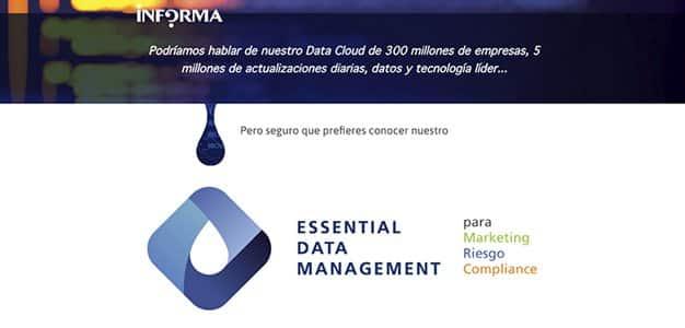 Essential Data Management