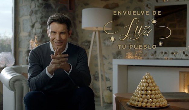Pavlov vuelve a encargarse de la comunicación de Ferrero Rocher
