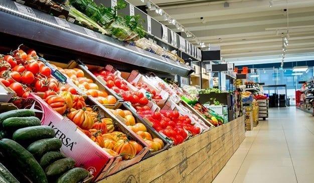 Lidl fruta verdura española
