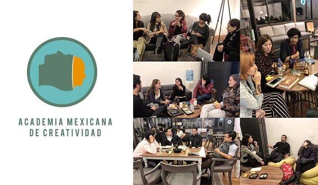 Academia Mexicana de la Creatividad comienza año con nuevos cursos