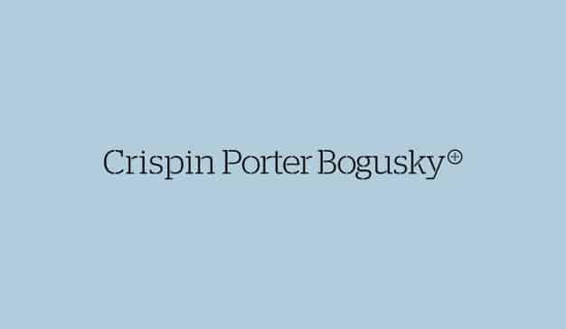 La agencia Crispin Porter + Bogusky se pertrecha de un nuevo