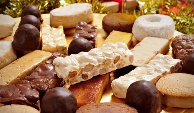 Estas son las marcas de dulces que más llenan la panza de los españoles en Navidad