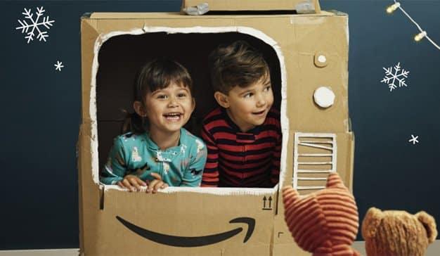 Amazon da el salto al mundo de los juguetes con sello propio