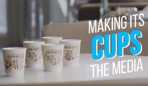 McDonald's reinventa la hora del café convirtiendo sus tazas en contenedores de historias