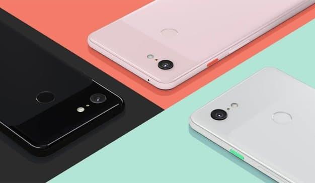 Google sacará del horno sus nuevos smartphones