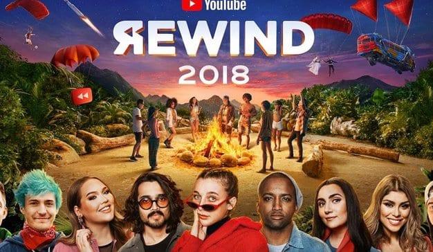 El YouTube Rewind 2018 bate todos los récords… pero de dislikes