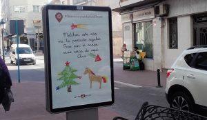 La publicidad exterior se convierte en el mejor soporte para los Reyes Magos